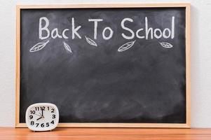 Back to school and education concept to learn to improve skills