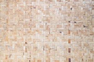 Woven bamboo texture weave for interior