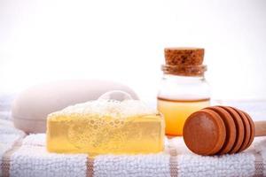 Herbal soap bar
