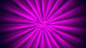 abstrait mouvement violet lignes dans le style des années 80, fond rétro animation en boucle video