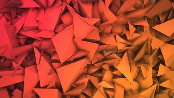 beweging donkere geometrische vormen, abstracte achtergrond video