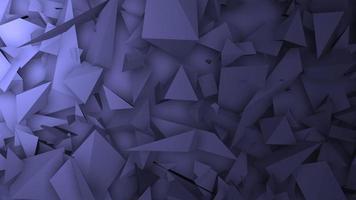 beweging donkere geometrische vormen, abstracte achtergrond