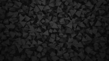 beweging donkere zwarte geometrische vormen, abstracte achtergrond