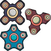 fidget spinner perfect for design project