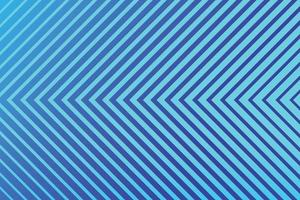 Gradient blue abstract geometric background vector