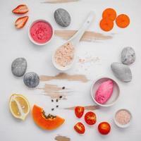 Fresh natural ingredients