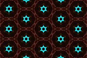 Fondo texturizado abstracto negro y coloreado