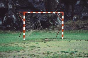 campo de fútbol de la calle vieja foto