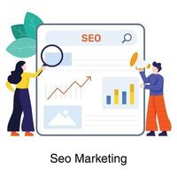 Search Engine Optimizing Concept vector