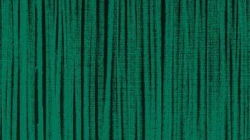 beweging abstracte geometrische groene lijnen, kleurrijke textielachtergrond