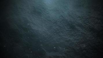 rörelse och flyga partiklar på film bakgrund med grunge konsistens