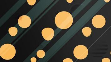 beweging abstracte geometrische vormen, kleurrijke vloeibare achtergrond