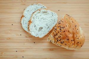pan integral fresco