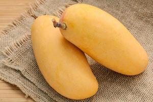 Pair of mangoes