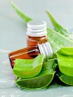 Aloe vera essential oil