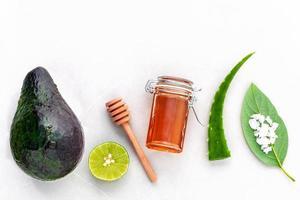 Alternative skincare and scrub