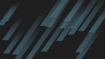 movimento introdução linhas azuis geométricas, fundo abstrato