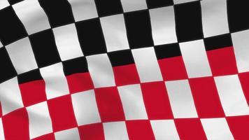 rörelse formel svarta och röda flaggor, retro sport bakgrund