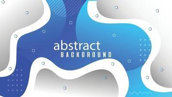 nuevo fondo abstracto moderno vector