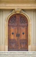 Door from Timisoara, Romania photo