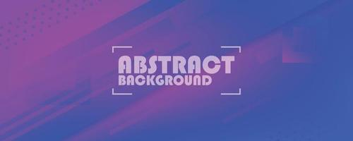 Abstract pink, purple and dark blue background vector