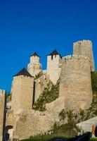 Fortaleza de Golubac en Serbia foto