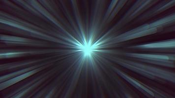 movimento abstrato linhas verdes com ruído no estilo dos anos 80, animação retro em loop video