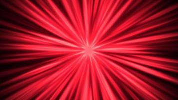movimento abstrato linhas vermelhas com ruído no estilo dos anos 80, animação retro em loop video