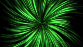 animatie retro achtergrond, abstracte duizeligheid in een lus video