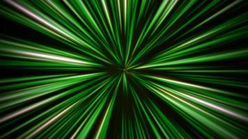 fundo retro de animação em loop, linhas de movimento abstratas