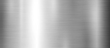 Fondo de textura de metal con ilustración de vector de espacio de copia