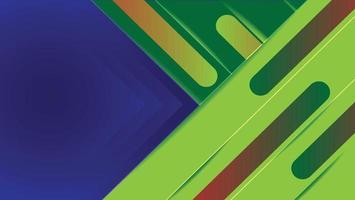 nuevo fondo abstracto moderno auténtico vector