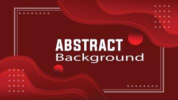 nuevo fondo elegante abstracto rojo degradado vector