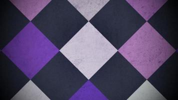 movimento padrão de quadrados coloridos, fundo abstrato