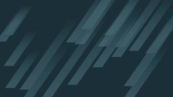movimento introdução listras azuis geométricas, fundo abstrato