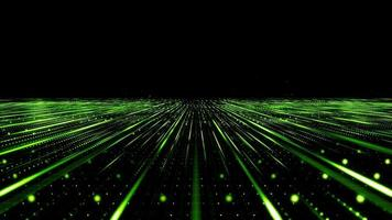 Abstract High Technology Big Data Fx Background Loop