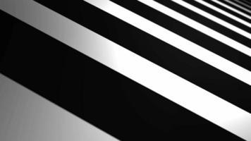 abstrakte 3d minimale Streifen Umgebungshintergrundschleife