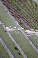 santuario colosal de ollantaytambo en perú foto