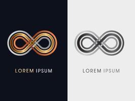 Infinity Luxury Graphic Vector