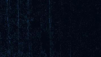 movimento abstrato geométrico pontos azuis, fundo colorido têxtil video
