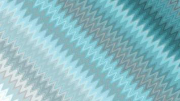 Bewegung Intro geometrische blaue Wellen, abstrakter Hintergrund video