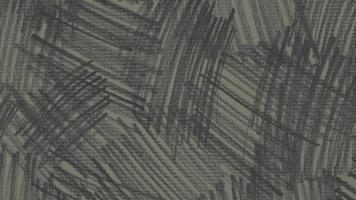 Movimiento de líneas grises geométricas abstractas, fondo textil colorido video
