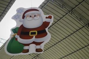 Santa Claus hanging decoration
