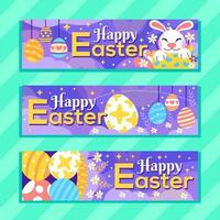 Enjoy the Easter Celebration vector