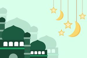 Ramadhan Kareem Background vector