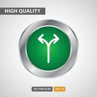 Alternate. arrow sign for your web site design, logo, app, UI. Vector graphics illustration and editable stroke. EPS 10.