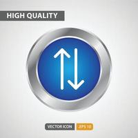 Switch icon for your web site design, logo, app, UI. Vector graphics illustration and editable stroke. EPS 10.