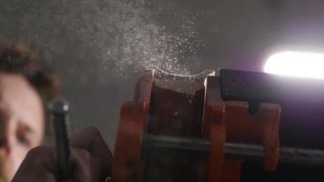carpintero pule producto de madera video
