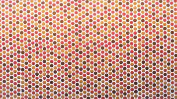 Retro color pattern background photo