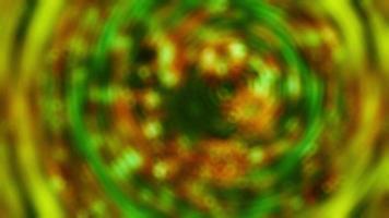 lindo fundo abstrato verde-amarelo embaçado. para design e rede